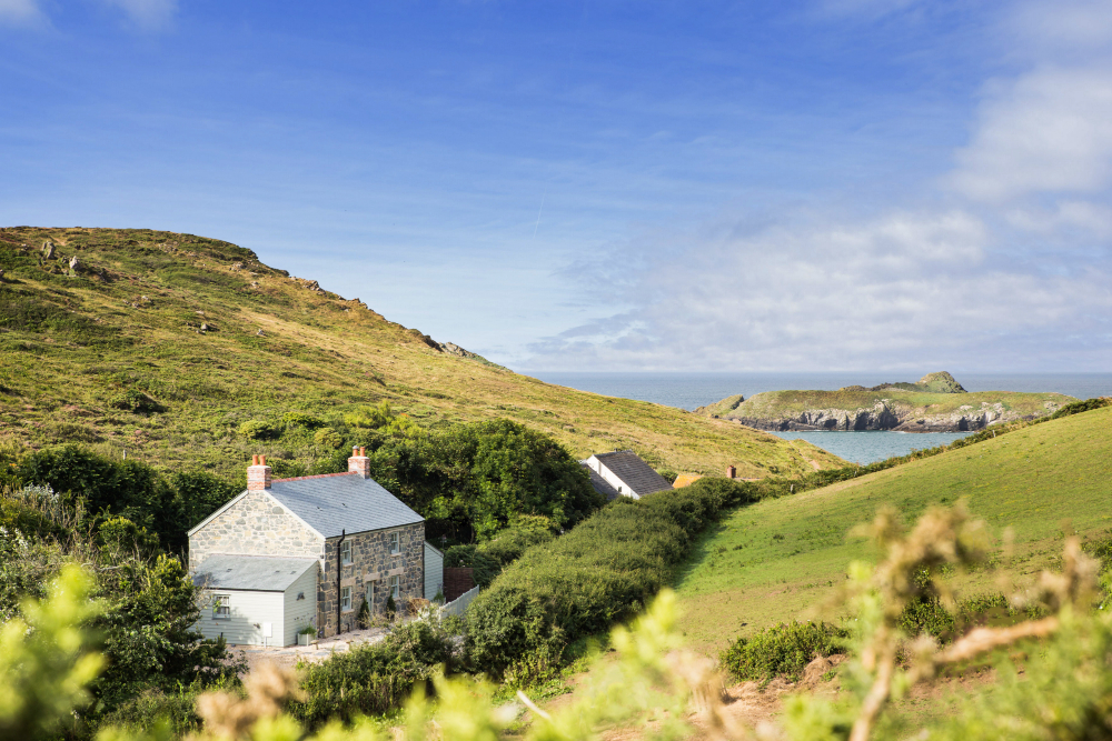 Cornish Gems Mill Cottage Mullion