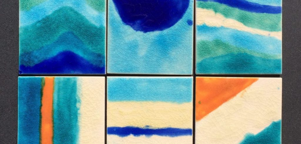 Handmade Tiles designed by Persian Glazes