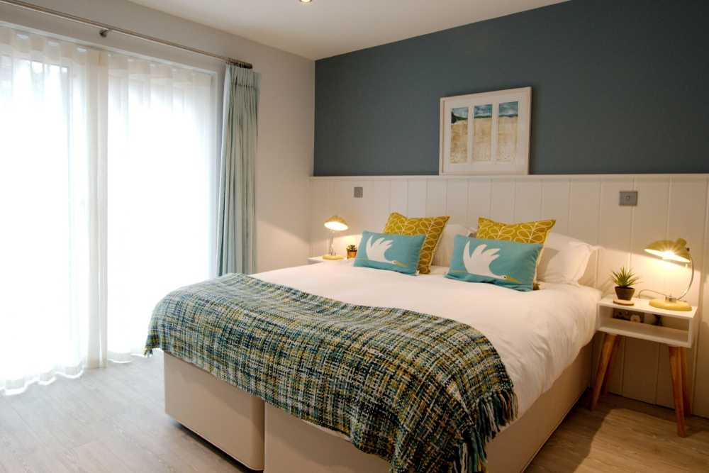 7 Mawgan Bay View Bedroom One