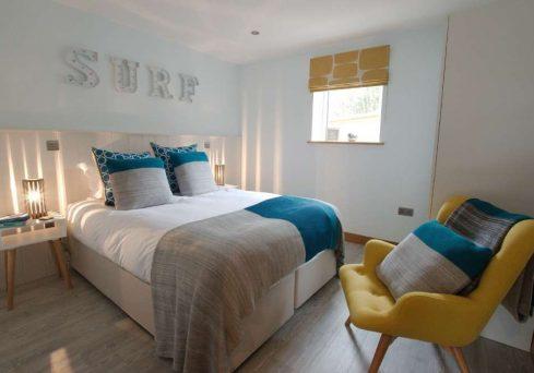 7 Mawgan Bay View Bedroom 3