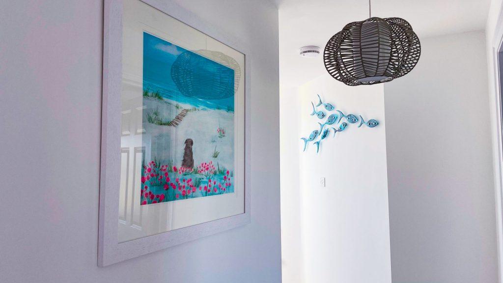 Sea Pink Coastal Cottage Interiors