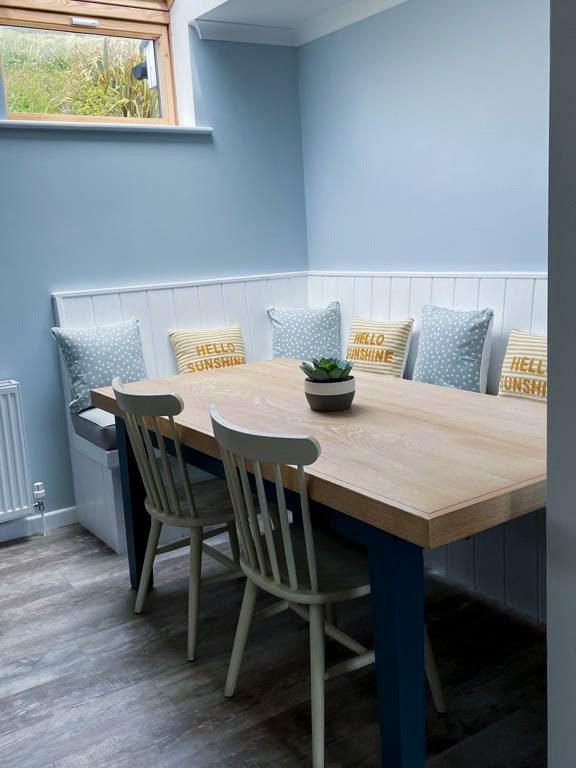 Small Space Family Dining