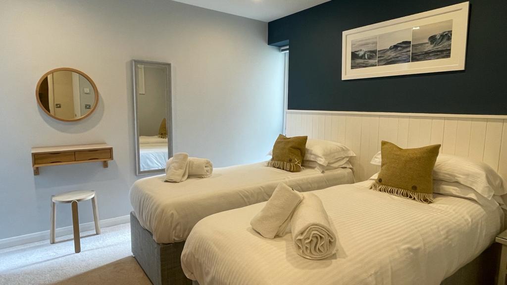 Coastal Guest Bedroom Scheme